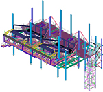 Advance Steel Projekt: Aciercon Waste