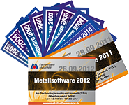 Metallsoftware-Messe in Oberhausen am 26.09.2012