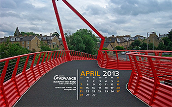Hintergründe für den Monat April 2013