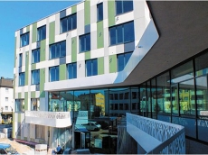 Advance Steel Projekt: Rathaus und Volkshochschule