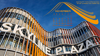 Hintergründe für den Monat November 2014