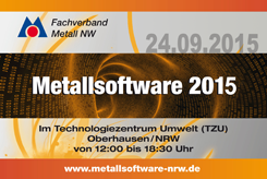 GRAITEC auf der Metallsoftware Messe 2015