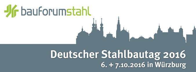 Logo Deutscher Stahlbautag